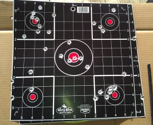 Remaining Rounds 25 yards